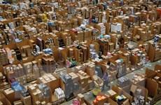 Tập đoàn bán lẻ Amazon gia nhập Câu lạc bộ 1.000 USD/cổ phiếu