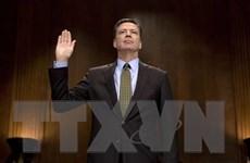 Tổng thống Mỹ không cấm cựu Giám đốc FBI điều trần trước Quốc hội