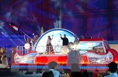 """Festival Biển Nha Trang khép lại với """"bữa tiệc"""" nghệ thuật độc đáó"""