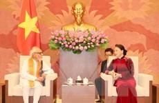 Thúc đẩy quan hệ đối tác chiến lược toàn diện Việt-Ấn thực chất hơn
