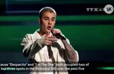 [Video] Justin Bieber phá vỡ kỷ lục của Beatles trên Billboard Hot 100