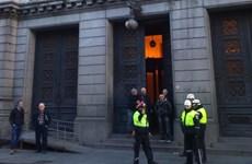 Thượng viện Argentina phải sơ tán khẩn do báo động có bom