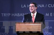 Ngoại trưởng Cuba khẳng định thiện chí tiếp tục đối thoại với Mỹ