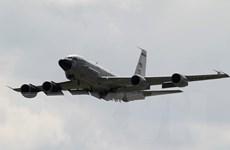 Nga tuyên bố vừa chặn 2 máy bay do thám của Mỹ tại biển Baltic