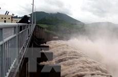 Mùa mưa bão 2017: Đảm bảo an toàn cho hạ lưu khi xả lũ hồ chứa