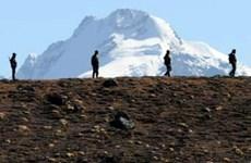 Lính Trung Quốc và Ấn Độ giằng co ở khu vực biên giới tranh chấp