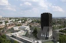 Arconic ngừng bán tấm ốp nhựa trên toàn cầu sau vụ cháy chung cư ở Anh