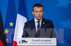 Tổng thống Pháp Macron thúc đẩy hòa đàm về khủng hoảng Ukraine