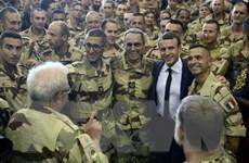 Pháp cam kết hỗ trợ các nước khu vực Sahel chống khủng bố