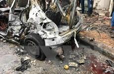 Xe bom lọt qua cửa ngõ thành Damascus gây nhiều thương vong