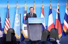 Hàn Quốc thảo luận với IOC việc mời Triều Tiên dự Olympic mùa Đông