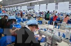 Xuất khẩu dệt may có sự tăng trưởng nhưng chưa bền vững