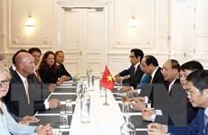 Việt Nam tạo mọi điều kiện thuận lợi cho các doanh nghiệp EU đầu tư