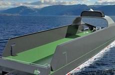 Anh-Pháp-Na Uy hợp tác đóng tàu vận tải biển không người lái