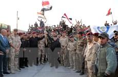 Thủ tướng Iraq chính thức tuyên bố chiến thắng IS ở Mosul