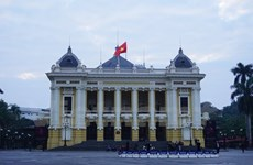 Tham quan ảo Nhà hát Lớn Hà Nội - bữa tiệc thị giác cho du khách