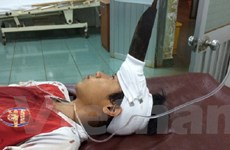 Đắk Nông: Cứu sống bé trai 12 tuổi bị dao phay đâm giữa trán