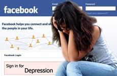 """Sống """"ảo,"""" nghiện Facebook rất dễ khiến bạn mắc bệnh tâm thần"""