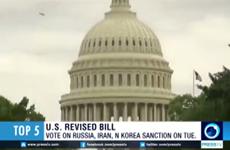 [Video] Nhà Trắng ủng hộ dự luật trừng phạt Nga, Triều Tiên, Iran