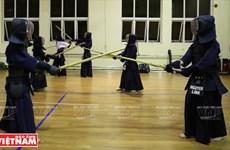 Kendo - môn võ Nhật Bản rèn cốt cách người dùng kiếm