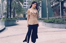 """Sao Việt tỏa sáng trên """"sàn diễn đường phố"""" với đồ tối giản"""