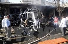 Afghanistan: Đánh bom liều chết nhằm vào đoàn xe hộ tống của NATO