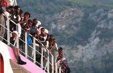 Italy sẽ cấp thị thực tạm thời để người di cư tràn khắp châu Âu?
