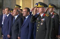 [Video] Thổ Nhĩ Kỳ thay thế hàng loạt Tư lệnh quân đội