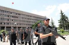 Thổ Nhĩ Kỳ bắt công dân Pháp vì liên quan với nhóm người Kurd ở Syria