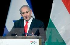 Thủ tướng Israel đích thân dự lễ đặt móng khu định cư mới ở Bờ Tây