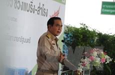 """Thủ tướng Thái Lan cảnh báo phe Áo vàng không được """"manh động"""""""