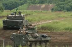 [Video] Hơn 3.500 binh sỹ Mỹ và Nhật Bản tập trận bắn đạn thật