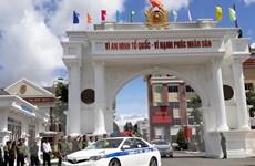 Cần Thơ ra quân đảm bảo an ninh trật tự cho sự kiện APEC 2017