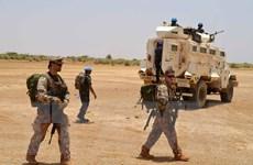 Căn cứ của phái bộ LHQ tại Mali bị tấn công, nhiều người thương vong