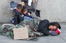 Mỹ: Số trẻ em vô gia cư tại New York đang tăng nhanh chóng
