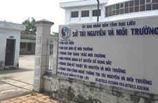 Kỷ luật khai trừ Đảng một nguyên Giám đốc ở tỉnh Bạc Liêu