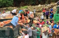 Cần cả cộng đồng cùng chung sức hỗ trợ người dân vùng lũ