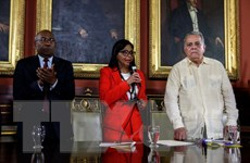 Quốc hội lập hiến Venezuela đề xuất lập ủy ban liên lạc và đối thoại