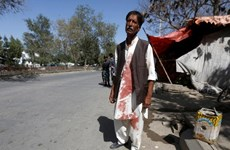 Afghanistan: Đền thờ Shi'ite bị ném lựu đạn khiến 16 người chết