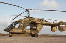 Ấn Độ sắp nhận lô trực thăng đầu tiên trong hợp đồng 1 tỷ USD với Nga