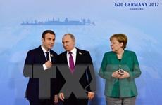 Đức, Pháp kêu gọi lãnh đạo Nga-Ukraine tôn trọng lệnh ngừng bắn