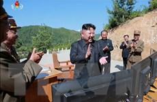 Giới chức an ninh Mỹ-Hàn-Nhật thảo luận kín về mối đe dọa Triều Tiên