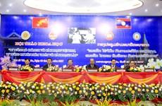 Di sản vô giá của hai nhà lãnh đạo kiệt xuất của Việt Nam và Lào