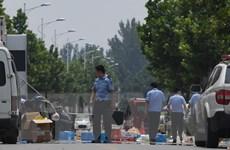 Tajikistan nhất trí tăng cường trao đổi tình báo với Trung Quốc