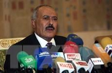 Cựu Tổng thống Yemen Abdullah Saleh bị phiến quân Houthi bắt giữ