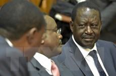Lãnh đạo phe đối lập Kenya ra điều kiện cho cuộc bầu lại tổng thống