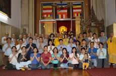 Ấm áp Lễ Vu Lan báo hiếu của cộng đồng người Việt tại Ấn Độ