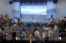 Khai mạc Diễn đàn kinh tế quốc tế Phương Đông lần thứ 3 tại Nga