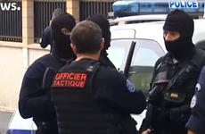 [Video] Cảnh sát Pháp đập tan âm mưu khủng bố gần Paris