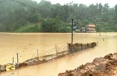 Vùng núi phía Bắc tiềm ẩn nguy cơ sạt lở đất và lũ quét do mưa lớn